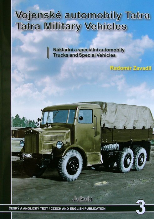 TATRA Military Trucks and Special Vehicles