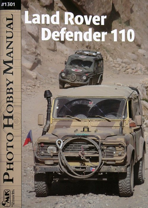 Land Rover Defender 110 (88 pages)