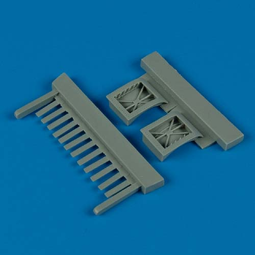 1/48 F-5E Tiger II auxiliary intakes AFV CLUB