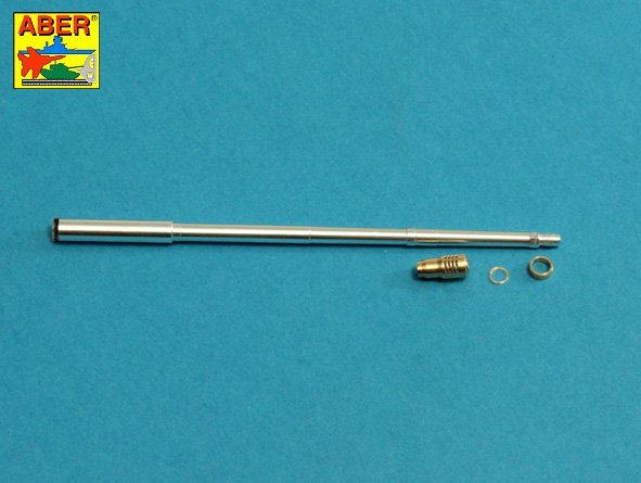 1/35 7,5cm/5,5cm Pak 41 L/57 gun barrel for Pz.Kpfw.VI Ausf.C/B