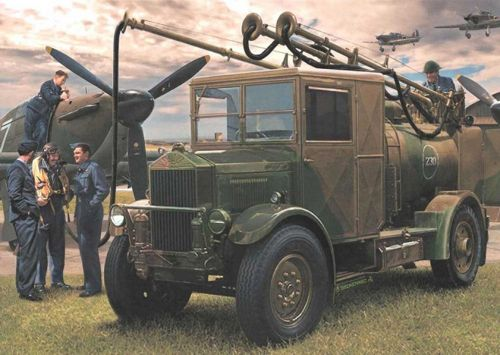 1/48 Albion AM463 3-Point Refueller
