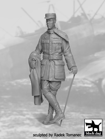 1/32 French fighter pilot N°1