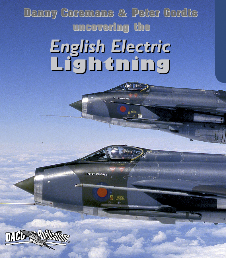 Uncovering the English Electric BAC/EE Lightning
