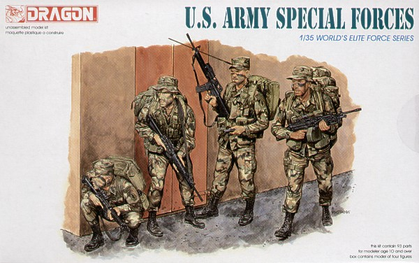 1/35 U.S.Army Special Forces