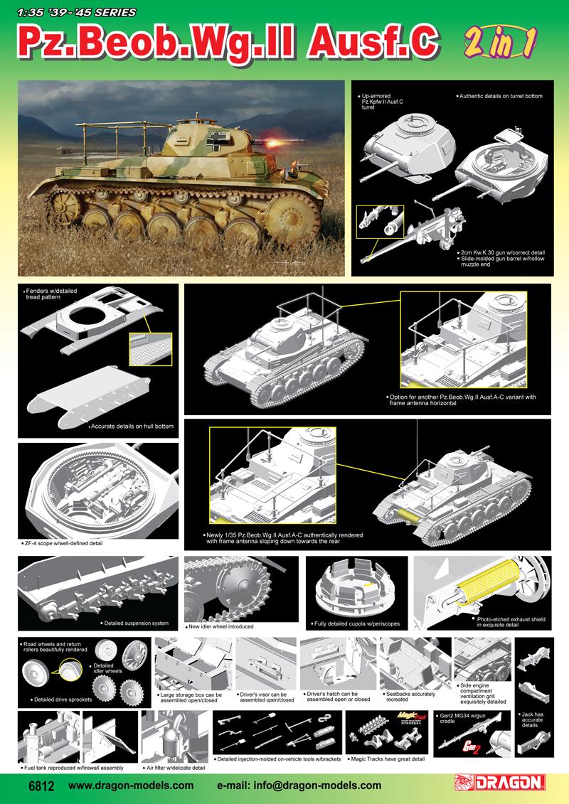 Pz C Puertas Exterior: Maquettes Véhicules Militaires