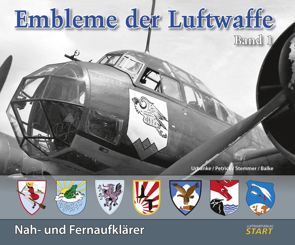 The Emblems of the Luftwaffe