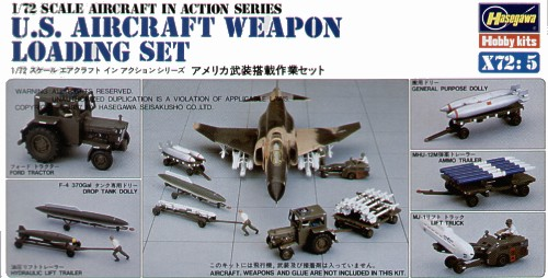 1/72 Weapons Loading