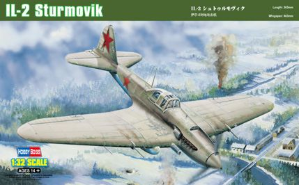 1/32 Ilyushin Il-2 Ground Attack