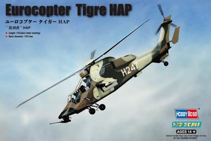 1/72 Eurocopter Tiger HAP