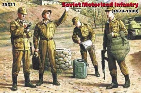 1/35 Soviet Motorized Infantry
