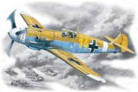 1/48 Messerschmitt Bf-109F-4Z / Tropical version