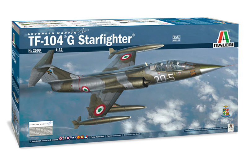 1/32 Lockheed TF-104G Starfighter
