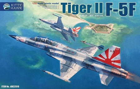 1/32 F-5F Tiger II Sundowners