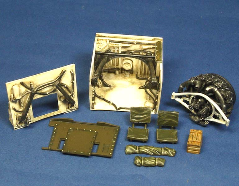 M12 Engine set 1/35