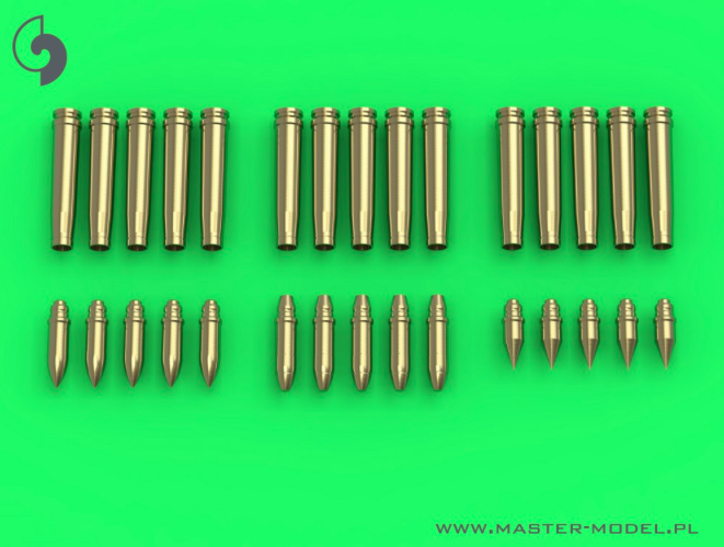 1/35 German 2cm ammunition for Flak 30/38, KwK 30/38