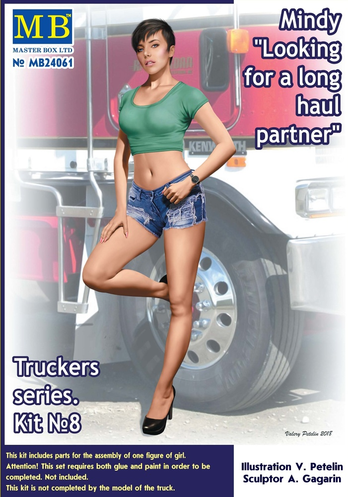 1/24 Mindy - Looking for a long haul partner
