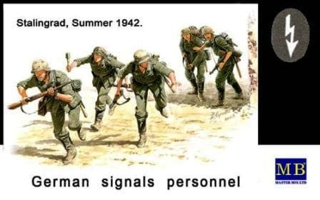 1/35 German Signals Personnel