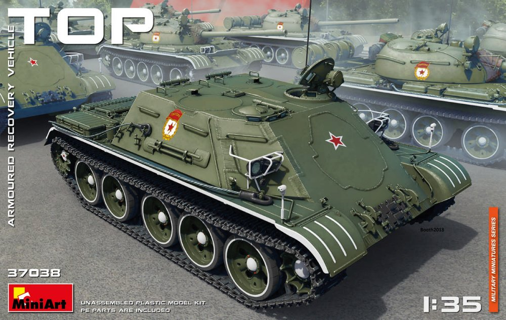 1/35 TOP Armoured Recovery Vehicle