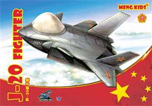 Chinese J-20 Fighter