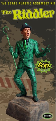 1/8 Frank Gorshin as the Riddler for the 1966 Batman TV series