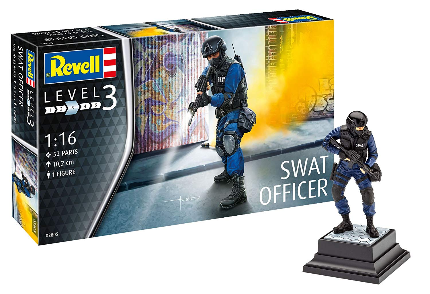 1/16 S.W.A.T. Team Leader