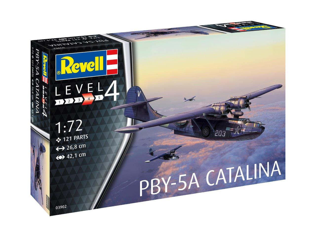 1/72 Consolidated PBY-5A Catalina