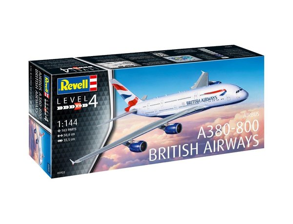 1/144 Airbus A380-800
