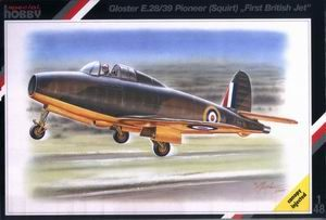 1/48 Gloster E.28/39 Pioneer