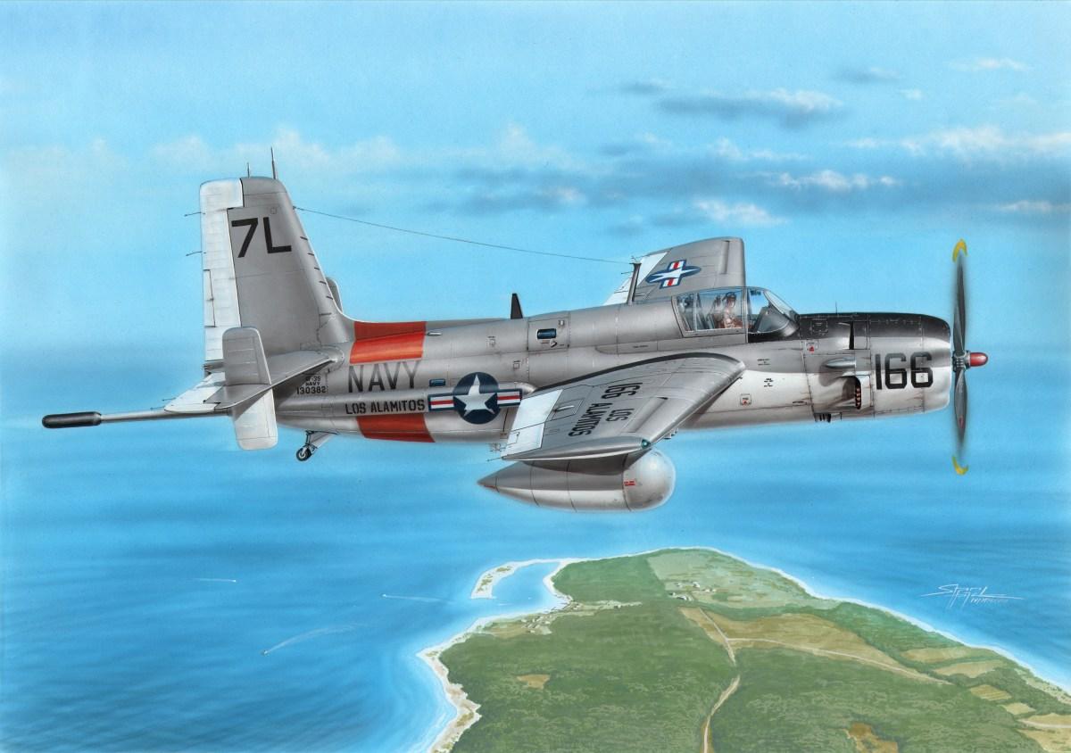 1/48 Grumman AF-3S Guardian