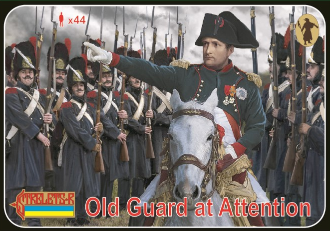 1/72 Old Guard Standing at Attention