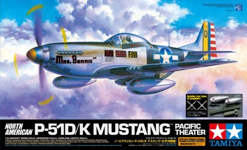 1/32 North-American P-51D/K (F-6D) Mustang Pacific Theater