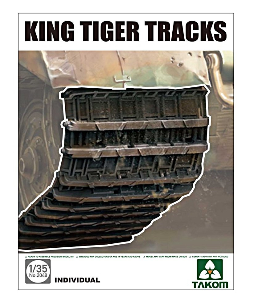 1/35 Pz.Kpfw.VI King Tiger Tracks