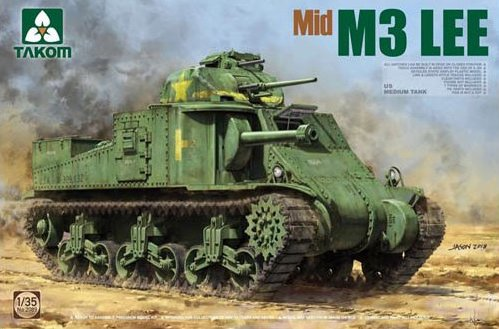 1/35 M3 Lee Mid Production