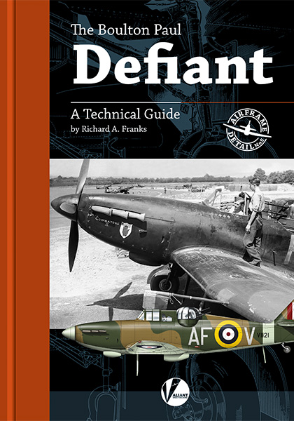 AD-5 The Boulton-Paul Defiant Guide book