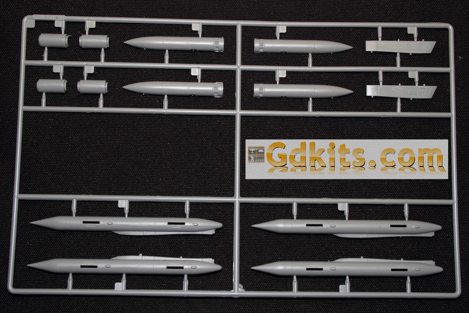 News gdkits : Mirage III E/R... S/RS au 1/48 - Kinetic Gdkits_mirage_09