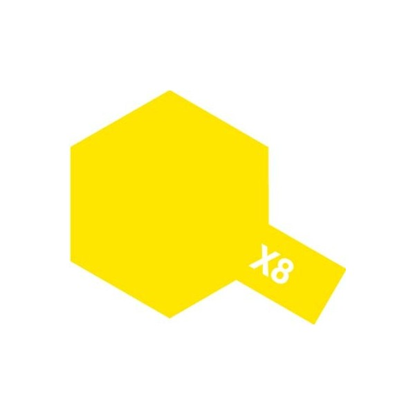 X-08 Lemon Yellow Acrylic 10ml