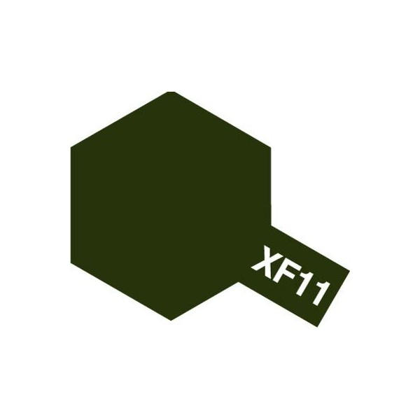 XF-11 J.N. Green Acrylic 10ml