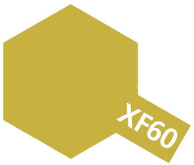 XF-60 Dark Yellow Acrylic 10ml